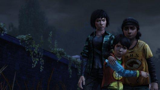 Screenshot for Walking Dead: Michonne, The 6