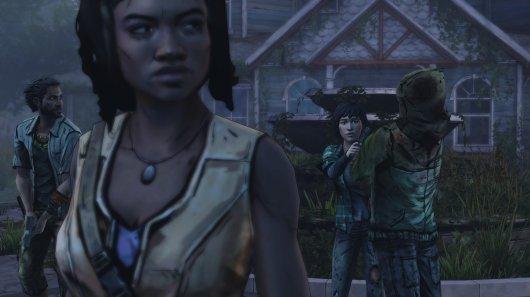 Screenshot for Walking Dead: Michonne, The 5