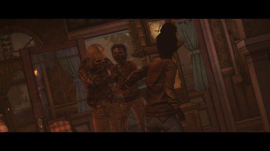 Screenshot for Walking Dead: Michonne, The 4