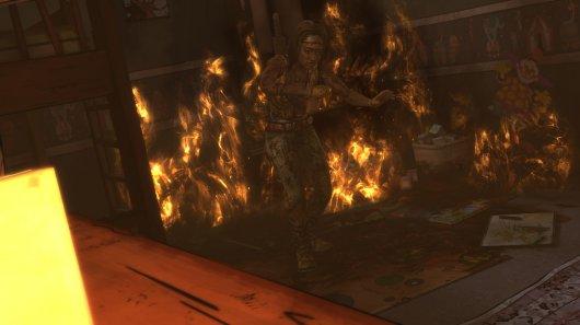Screenshot for Walking Dead: Michonne, The 2