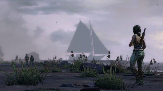 Screenshot for Walking Dead: Michonne, The 1