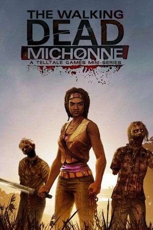 The Walking Dead: Michonne Box Cover