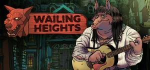 Wailing Heights Box Cover