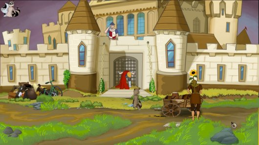 Screenshot for Sandra and Woo in the Cursed Adventure 5