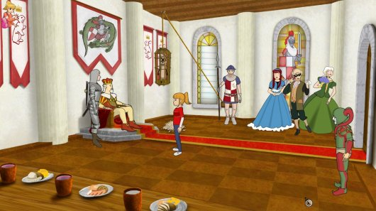 Screenshot for Sandra and Woo in the Cursed Adventure 4