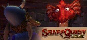 SnarfQuest Tales Box Cover