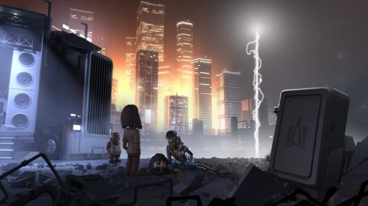 Screenshot for Journey Down: Chapter Three, The 3