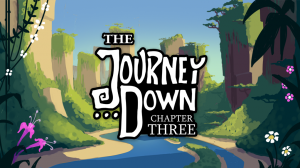 The Journey Down: Chapter Three Box Cover