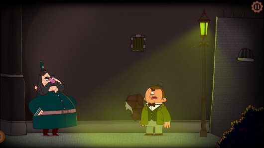 Screenshot for Adventures of Bertram Fiddle: Episode 2 - A Bleaker Predicklement, The 2