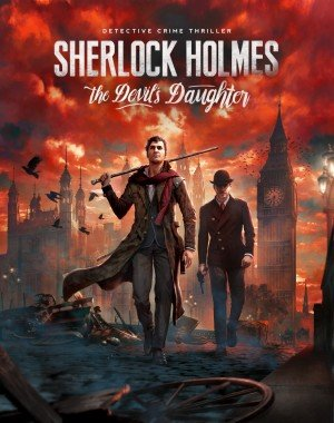 Sherlock Holmes: The Devil's Daughter Box Cover