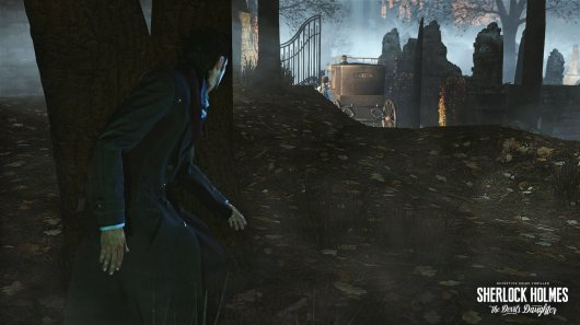 Screenshot for Sherlock Holmes: The Devil