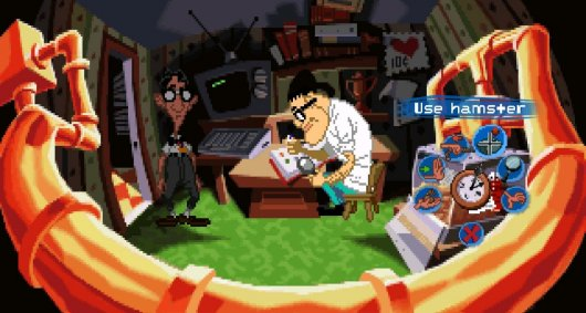 Screenshot for Day of the Tentacle Remastered 4