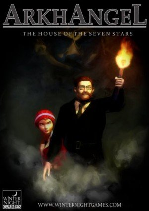 Arkhangel: The House of the Seven Stars Box Cover