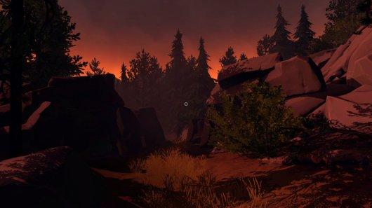 Screenshot for Firewatch 4