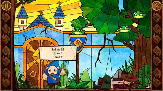Screenshot for Message Quest 1