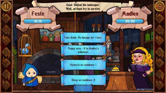 Screenshot for Message Quest 2