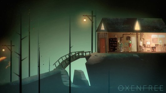 Screenshot for Oxenfree 4