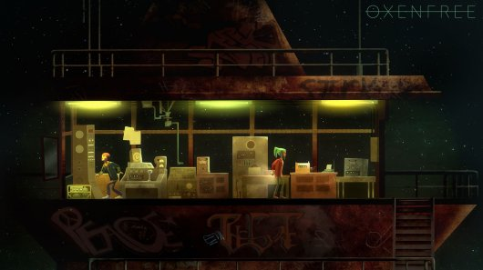 Screenshot for Oxenfree 2