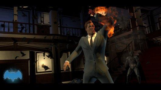 Screenshot for Batman: The Telltale Series 6