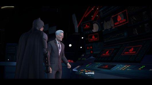 Screenshot for Batman: The Telltale Series 5