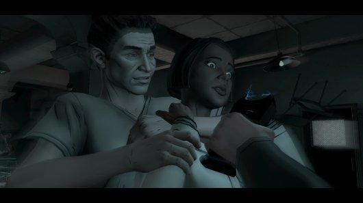 Screenshot for Batman: The Telltale Series 2