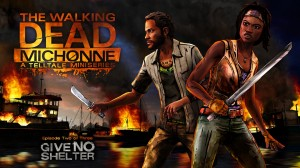 The Walking Dead: Michonne: Episode Two - Give No Shelter Box Cover