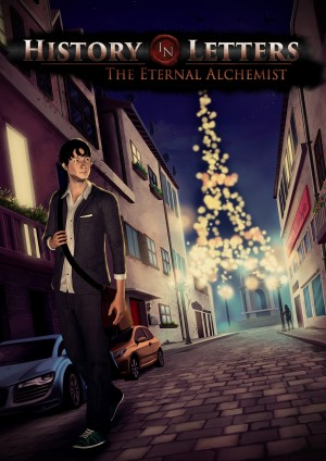 History in Letters: The Eternal Alchemist Box Cover