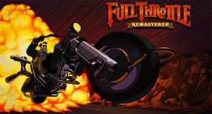 Full Throttle Remastered Box Cover