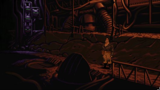 Screenshot for Full Throttle Remastered 3