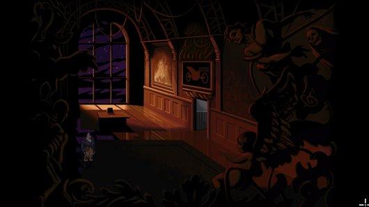 Screenshot for Full Throttle Remastered 2