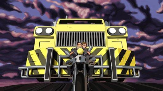 Screenshot for Full Throttle Remastered 1