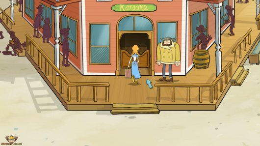 Screenshot for Slap Village 6