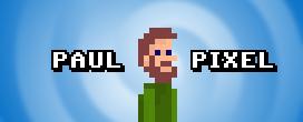 Paul Pixel: The Awakening Box Cover