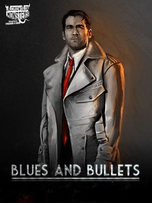 Blues and Bullets: Episode 2 - Shaking the Hive Box Cover