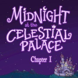 Midnight at the Celestial Palace Box Cover