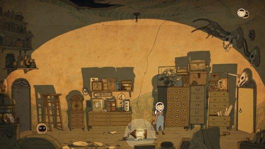 Screenshot for LUNA: The Shadow Dust 2