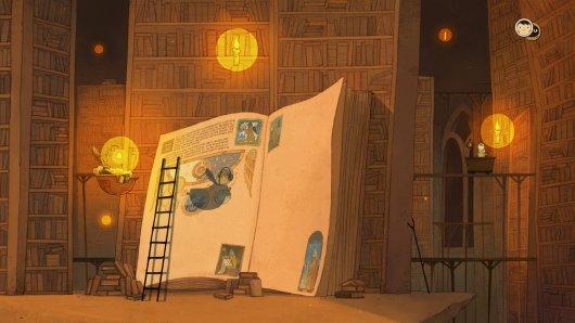 Screenshot for LUNA: The Shadow Dust 4