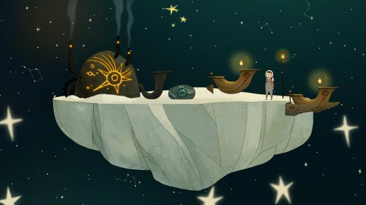 Screenshot for LUNA: The Shadow Dust 5