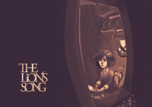 The Lion's Song Box Cover