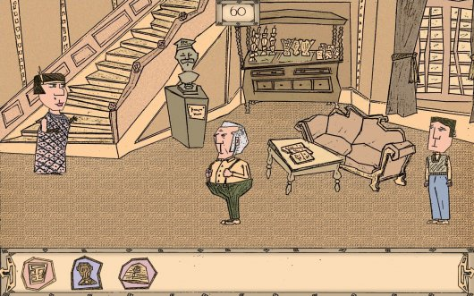 Screenshot for Dr. Doyle and the Mystery of the Cloche Hat 2