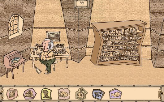 Screenshot for Dr. Doyle and the Mystery of the Cloche Hat 6