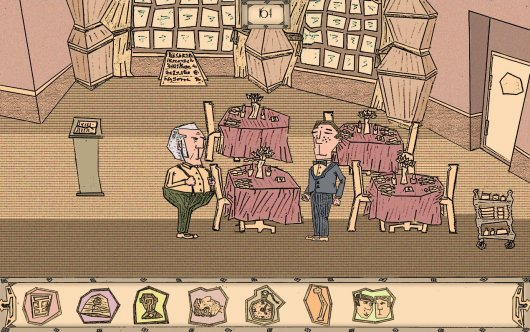 Screenshot for Dr. Doyle and the Mystery of the Cloche Hat 5