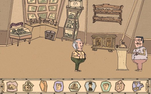 Screenshot for Dr. Doyle and the Mystery of the Cloche Hat 3