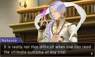 Screenshot for Phoenix Wright: Ace Attorney – Spirit of Justice 2