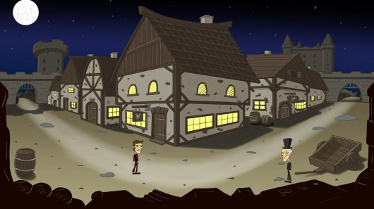 Screenshot for Nelson and the Magic Cauldron 1