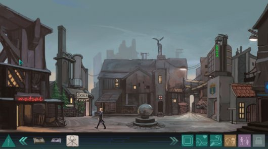 Screenshot for Whispers of a Machine 1