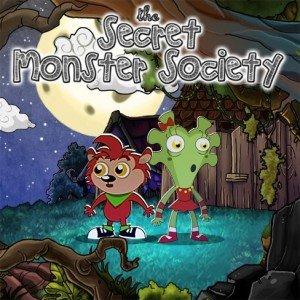 The Secret Monster Society Box Cover