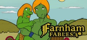 Farnham Fables: Episode 1 - The King's Medicine Box Cover