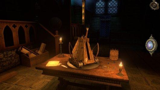Screenshot for House of Da Vinci, The 4