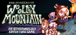 The Mystery of Woolley Mountain Box Cover